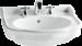 Цены на Умывальник Vitra Efes 6155B003 - 0001 с универсальной установкой Vitra Efes 6155B003 - 0001