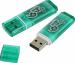 Цены на USB флэш - накопитель Glossy USB 2.0 64Gb Green Объем памяти 64 Гб Интерфейс USB 2.0 Материал корпуса пластик