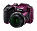 Цены на NIKON Фотоаппарат цифровой B500 сливовый,   16Mpx CMOS,   zoom 40x,   оптическая стаб. объектива,   HD1080/ 60p,   экран 3.0'',   Wi - fi и NFC,   4xAA,   наклонный экран B500/ Plum NIKON B500/ Plum Фотокамера NIKON Фотоаппарат цифровой Nikon B500 сливовый,   16Mpx CMOS,   zoom 4