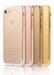 Цены на Sunshine для Iphone 7 Transparent/ Black Remax Силиконовый чехол Remax Creative Case для Iphone 5/ 5s Transporent Black Надежно защищает от трещин,   сколов,   царапин,   потертостей,   грязи и пыли не скользит на горизонтальных поверхностях и в руках предоставляет