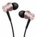 Цены на E1009 Piston Fit In - Ear Headphones Pink 1MORE Тип устройства:проводные наушники Конструкция:вставные (затычки) Модель:E1009 Piston Fit Производитель:1MORE Shen Zhen Acoustic Technology Co.,   Ltd. Страна производства:Китай Вес наушников: