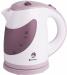 Цены на ВАСИЛИСА Электрочайник ВАСИЛИСА Т26 - 2200 белый с фиолетовым