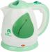 Цены на ВАСИЛИСА Электрочайник ВАСИЛИСА Т1 - 1500 белый с зеленым
