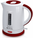 Цены на Centek Электрочайник Centek CT - 1063 бело - красный