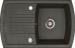 Цены на Kuppersberg Кухонная мойка Kuppersberg ALBA 1B1D BLACK METALIC Внешние размеры 780 x 500 x 210 Размеры чаши 420 x 378 х 210 База встраивания от 50 см Сливное отверстие на 3 ,   круглый перелив в чаше Оборачиваемая,   с двумя предварительно просверленными техн