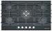Цены на Zigmund & Shtain Газовая варочная панель Zigmund & Shtain MN 115.91 B