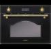 Цены на Graude Встраиваемая микроволновая печь Graude MWGK 45.0 S 8 режимов нагрева Управление Classic Control LCD - дисплей Установка длительности приготовления Цифровые часы Объем: 38 литров Цвет: Чёрный Фурнитура латунная