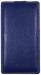 Цены на Melkco Leather Case для Samsung Galaxy Alpha G850 Blue Чехол Melkco Leather Case  -  это отличный способ защитить ваш телефон и придать его дизайну больше стиля. Чехол сделан из натуральной кожи,   внутренние стенки чехла покрыты мягкой тканью,   все элементы п