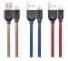 Цены на Remax / Lightning Sagitar Double Sieded 1000mm Blue Кабель USB USB - кабель предназначенный для зарядки.