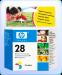 Цены на HP Картридж HP DJ 3320/ 3325/ 3420,   №28 (O) C8728AE,   Color Совместимость с моделями принтеров: DeskJet 3420,   DeskJet 3325,   DeskJet 3320.