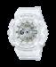 Цены на Casio Женские японские наручные часы Casio Baby - G BA - 110TP - 7A BA - 110TP - 7A У женских часов Casio Baby - G BA - 110TP - 7A корпус и ремешок выполнены из пластика,   модель имеет кварцевый механизм,   точность хода  + /  - 30 секунд,   у модели крепкое минеральное (кварцевое