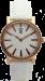 Цены на Gryon Женские наручные часы Gryon G 387.43.33 G 387.43.33 У женских часов Gryon G 387.43.33 корпус изготовлен из качественной нержавеющей стали,   ремешок у часов сделан из 100% натуральной кожи,   в модели кварцевый механизм,   точность хода  + /  -  20 секунд за м