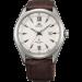 Цены на Orient Мужские японские наручные часы Orient UNF3005W [FUNF3005W0] UNF3005W У мужских часов Orient UNF3005W [FUNF3005W0] корпус сделан из качественной стали,   ремешок сделан из 100% кожи,   в часах кварцевый механизм,   точность хода  +  -  20 секунд в месяц,   часы