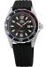 Цены на Orient Мужские японские наручные часы Orient SZ3V003B [FSZ3V003B0] SZ3V003B У мужских часов Orient SZ3V003B [FSZ3V003B0] корпус выполнен из нержавеющей стали,   надежный и гибкий каучуковый ремешок,   у модели кварцевый механизм,   точность хода  + /  -  20 секунд з
