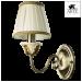 Цены на Arte Lamp Бра Arte Lamp BENESSERE A9570AP - 1WG Бра Arte Lamp BENESSERE A9570AP - 1WG
