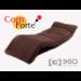 Цены на Массажный матрас EGO Com Forte EG1600 Процедуры массажа приносят огромную пользу для организма. Современное массажное оборудование выполняет задачи лучше и быстрее массажиста,   что отразилось на растущей популярнос