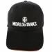 Цены на World of Tanks Бейсболка черная,   эмблема в виде щита World of Tanks (100300) Брендированная бейсболка World of Tanks  -  стильная и удобная,   с отличным качеством нанесения логотипа. Кепка (бейсболка)  -  один из классических примеров сувенирного продукта. Пре