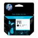 Цены на HP Картридж HP CZ133A №711,   80ml,   черный