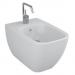 Цены на Vitra Shift 4394B003 - 0290 подвесное Белое 4394B003 - 0290 Биде Vitra Shift 4394B003 - 0290 подвесное. Современный дизайн изделия прекрасно впишется в интерьер любой ванной комнаты. Материал: санфарфор толщиной 18 мм,   не впитывающий грязь. Одно отверстие под с