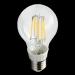 Цены на ASD Лампа светодиодная LED - A60 - PREMIUM 8Вт 160 - 260В Е27 3000К 720Лм прозрачная ASD 4690612003214