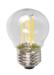 Цены на ASD Лампа светодиодная LED - ШАР - PREMIUM 5.0Вт 160 - 260В Е27 3000К 450Лм прозрачная ASD 4690612004181