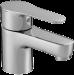 Цены на Jacob Delafon Смеситель для раковины Jacob Delafon July E16027 - 4 - CP 6093812 Однорычажный смеситель для раковины (умывальника);  заглушка для слива в комплекте;  насадка - аэратор;  горизонтальный монтаж.