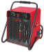 Цены на Fubag BORA 90TH Мощный электрический теплогенератор Fubag Bora 90TH для обогрева жилого помещения с трехступенчатым переключателем мощности. Подходит для обогрева и автономного поддержания температурного режима складских,   производственных помещений и стро