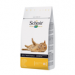 Цены на Schesir Schesir Adult сухой корм для взрослых кошек (с курицей),   400 гр