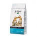 Цены на Schesir Schesir Adult сухой корм для кошек (с рыбой),   400 гр