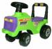 Цены на Полесье Машина - каталка Полесье Трактор Митя с гудком 7956 Трактор Митя с гудком 1  -  это веселая машина - каталка,   которая понравится ребенку. Она оснащена удобной высокой ручкой и креплением для веревки,   с помощью которого взрослый может везти каталку с мал