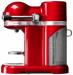 Цены на KitchenAid Капсульная кофеварка KitchenAid 5KES0503EER красная Осенью 2014 года два культовых бренда Nestle и KitchenAid представляют новую революционную капсульную кофемашину KitchenAid Nespresso. Любители кофе могут быть уверены в эстетике исполнения и
