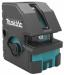 Цены на Makita Лазерный уровень Makita SK103PZ Тип нивелира: лазерныйУгол самовыравнивания 4 °Автоматическое выравниваниеКоличество перекрестий (угол 90°): 1Цвет луча: красныйЭлементы питания: ААКоличество проецируемых точек: 4Точность 0.3мм/ мКоличество вертикал