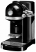 Цены на KitchenAid Капсульная кофеварка KitchenAid 5KES0503EOB черная Осенью 2014 года два культовых бренда Nestle и KitchenAid представляют новую революционную капсульную кофемашину KitchenAid Nespresso. Любители кофе могут быть уверены в эстетике исполнения и к