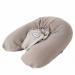 Цены на Candide Подушка Candide для кормления 3в1 Multirelax +  Jersey Cotton Корич. - серый со светло - корич. Многофункциональная подушка для кормления 3в1 MULTIRELAX Подушка для беременных,   Подушка для кормления,   Меняя форму,   превращается в подушку для релаксации ре