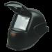 Цены на Маска сварщика УДАРНИК УМФ 11 Защищает глаза вредных UV - лучей при сварочных работах,   лицо и шею  -  от брызг расплавленного металла и искр. Щиток можно отрегулировать по размеру в затылочной части. Блок светофильтра фиксируется в двух положениях (вверх - вниз