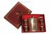 Цены на Подарочный набор 18oz - 0.5л фляжка,  воронка,  4 рюмки (коричнев)