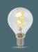 Цены на Лампа светодиодная LED - ШАР - Premium 5Вт 160 - 260В Е14 450Лм прозрачная ASD (теплый белый) 4690612004150 Лампа светодиодная LED - ШАР - PREMIUM 5Вт 160 - 260В Е14 450Лм прозрачная ASD