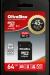 Цены на OltraMax Карта памяти Oltramax 64GB microSDXC Class 10 UHS - 1 Elite с адаптером SD