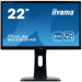 """Цены на iiYama Монитор iiYama B2282HS - B1 22"""" Black 1920 x 1080/ TN/ 75Hz/ 1ms/ VGA (D - Sub),   DVI,   HDMI B2282HS - B1 Разрешение экрана: 1920 x 1080;  ТВ - тюнер: Отсутствует;  Размер экрана по диагонали: 21.5"""" (54.6 см) ;  Цвет: Черный;  Время отклика: 1"""