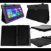 Цены на Чехол книжка для планшета Microsoft Surface Pro 4 (Черный) Кожаный чехол книжка для планшета Microsoft Surface Pro 4. Стильный,   модный,   удобный чехол защитит Ваше цифровое устройство,   дополнит Ваш индивидуальный образ благодаря современному дизайну. Допол