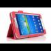 Цены на Чехол книжка для планшета Samsung Galaxy Tab 4 7.0 SM - T230,   SM - T231,   SM - T235 (Красный) Кожаный чехол книжка для планшета Samsung Galaxy Tab 4 7.0 SM - T230,   SM - T231,   SM - T235. Стильный,   модный,   удобный чехол защитит Ваше цифровое устройство,   дополнит Ваш инд