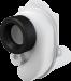 Цены на Сифон для писсуара и биде AlcaPlast сифон для писсуара встроенный водосточная труба vodorovn? – диаметр 40 мм сифон с прокладкой для подключения писсуара A45B