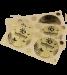 Цены на SOLBIANCA Стикини на грудь d 43 мм Стикини защитные на грудь SolBianca. Самоклеющиеся накладки на грудь предназначены для защиты от UF - излучения самых нежных участков вашей кожи. Защита от UF фильтров. Гипоаллергенна. Стикини для груди представляют с
