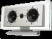 Цены на Полочная акустика Waterfall Elora LR Полочная двухполосная акустическая система из стекла,   частотный диапазон 120 Гц  -  28 кГц,   сопротивление 4 Ом (мин.)/ 8 Ом (макс.),   размеры 420 х 190 х 80 мм,   вес 6 кг. В комплекте настенное крепление. Гриль приобретаетс