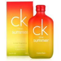 Calvin Klein CK One Summer 2007 EDT