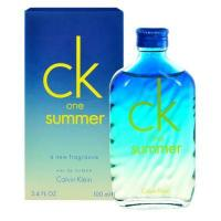 Calvin Klein CK One Summer 2015 EDT
