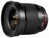Samyang 16mm f/2.0 ED AS UMC CS Samsung NX