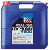 Liqui Moly Top Tec 4600 5W-30 20л (3757)