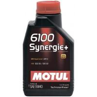 Motul 6100 Synergie+ 5W-40 1л