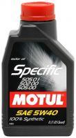 Motul Specific 948B 1�
